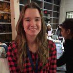 Valeriia Voronina, Social Service Worker student