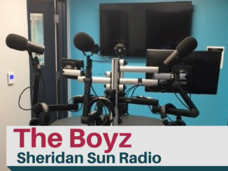 Sheridan Sun Radio The Boyz