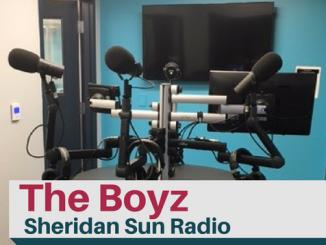 Sheridan Sun Radio The Boyz