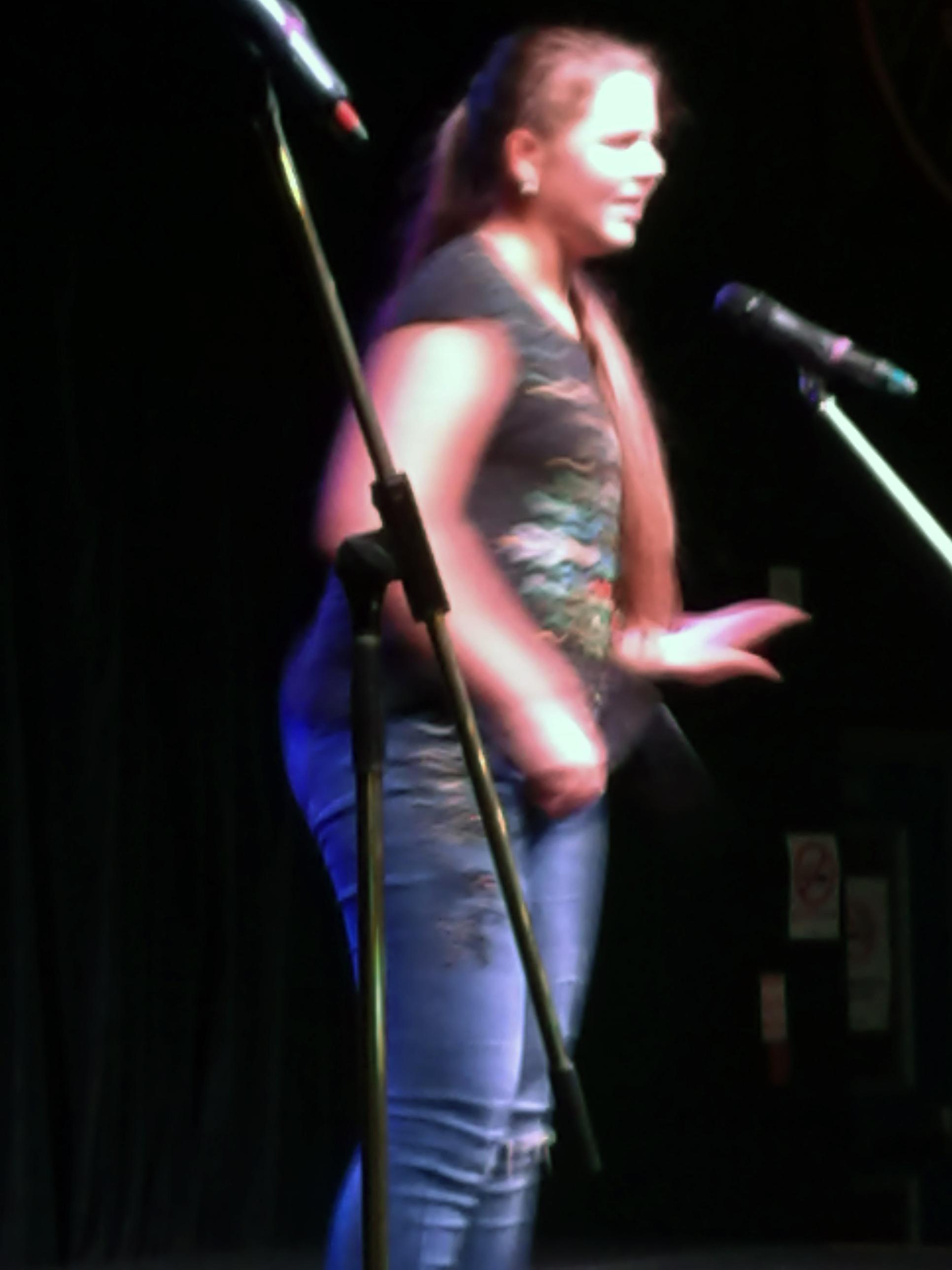 SSU's open mic night: 'All love, all the time' – Sheridan Sun
