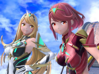 Mythra and Pyra